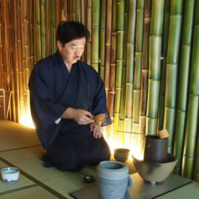 8月18日 茶会体験ワークショップに参加!