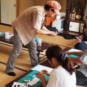 """8月25日 アートツアー&""""フォトポ""""ワークショップ"""